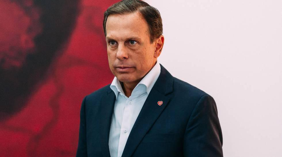 Doria é alertado pelo TCE-SP sobre risco de estouro de limite de gastos