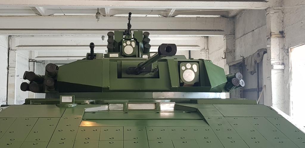 Важка бойова машина піхоти Вавілон для ЗСУ