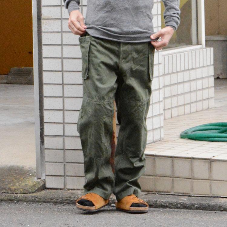 jgsdf vintage trousers