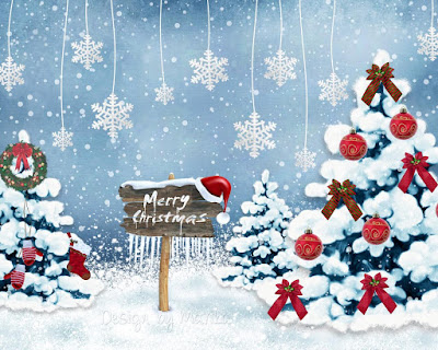 Merry Christmas Tree Decor Images 2019