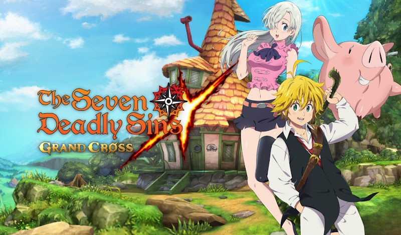 Game The Seven Deadly Sins: Grand Cross Kini Tersedia di PlayStore
