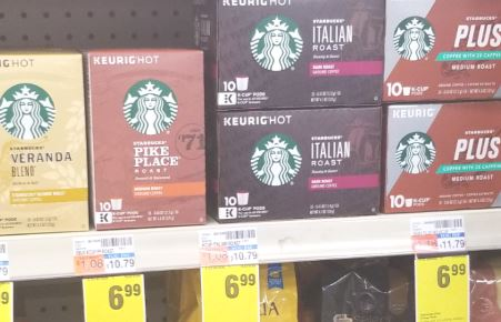 starbucks deals cvs