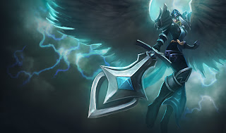 Judgement Kayle Skin