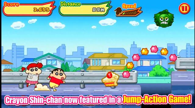 shin chan adventure games 2