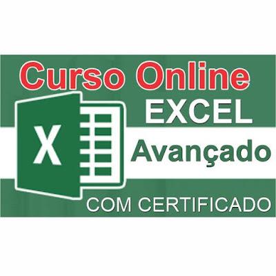 Curso Online de Excel Avançado - com Certificação