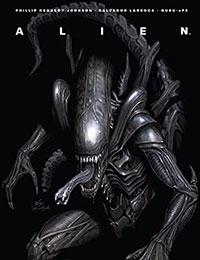 Read Alien comic online