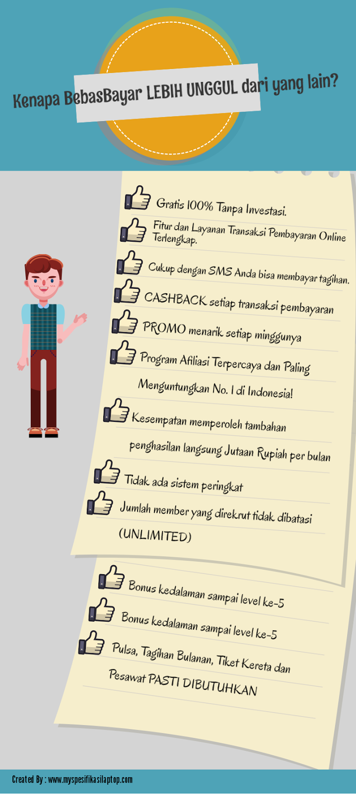 Cara Mudah Membayar Tagihan Bulanan dengan BebasBayar.com