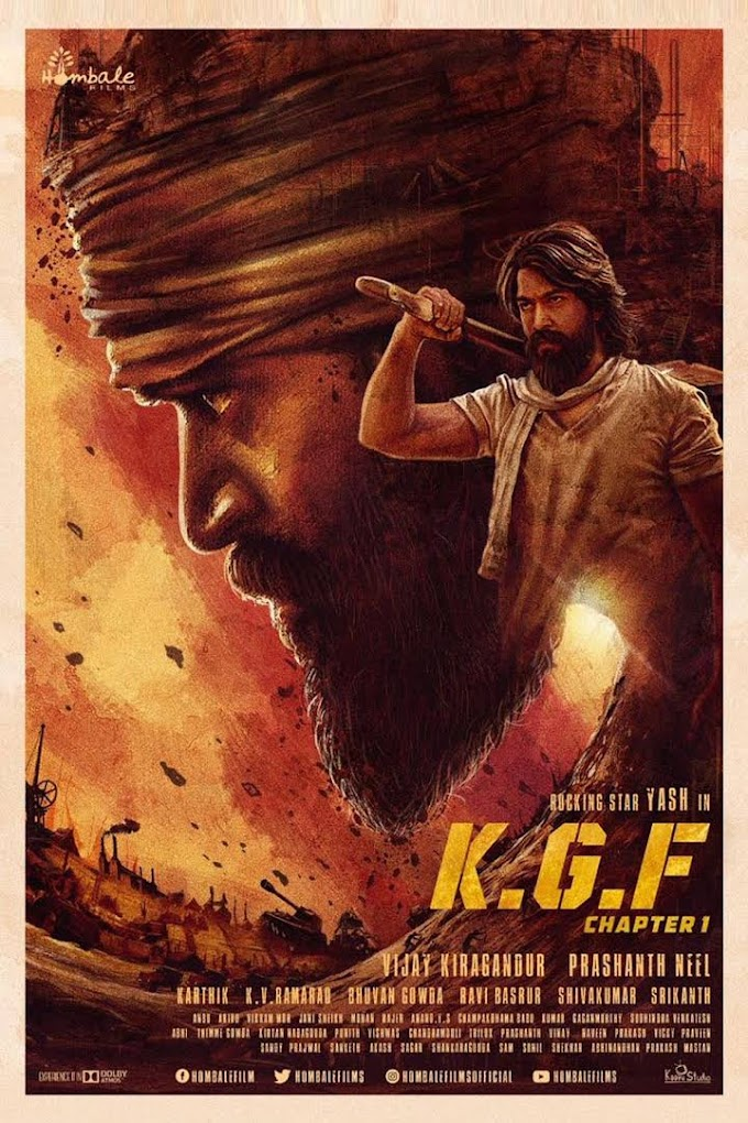 Download KGF:Chapter 1 [2018] Full Movie Download HD