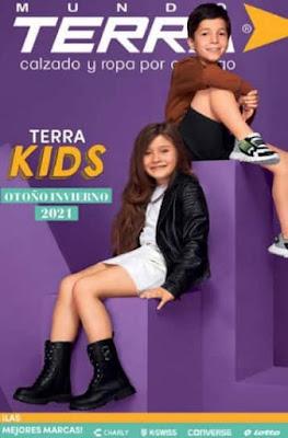zapatos mundo terra kids Otoño Invierno  2021