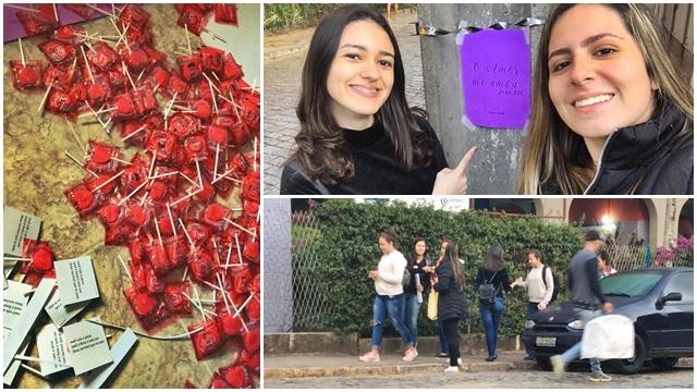 Jovens criam projeto que espalha amor nas ruas de Bom Jardim