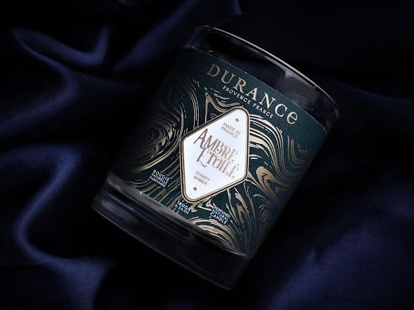 BOUGIE | DURANCE AMBRE ÉTOILÉ - AVIS
