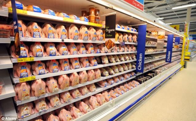 How Drugs Pumped Into Supermarket Chickens Pose A Terrifying Threat To Our Health