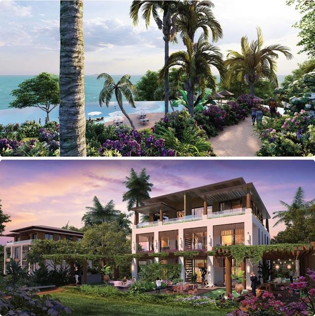 Dự án Sunshine Heritage Mũi Né Hòn Rơm Resort