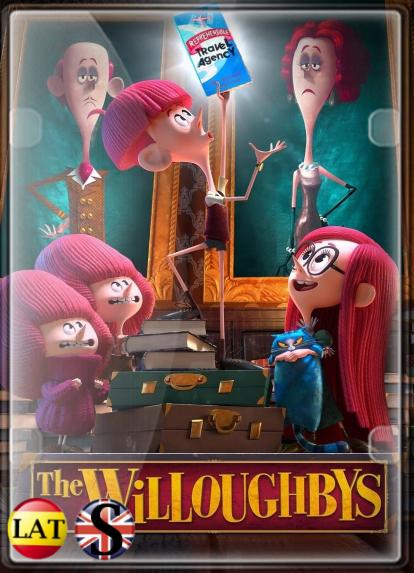 Los Hermanos Willoughby (2020) WEB-DL 1080P LATINO/INGLES