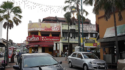 Restoran Kapitan Penang Malaysia