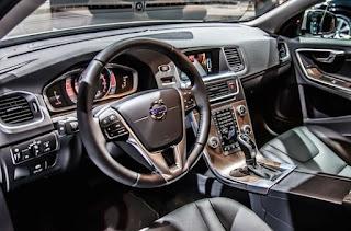 2018 Volvo S60 Interior