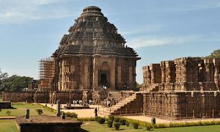 sun temple-konark-orissa