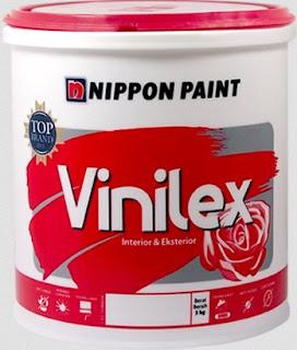 Harga Cat Nippon Paint Vinilex