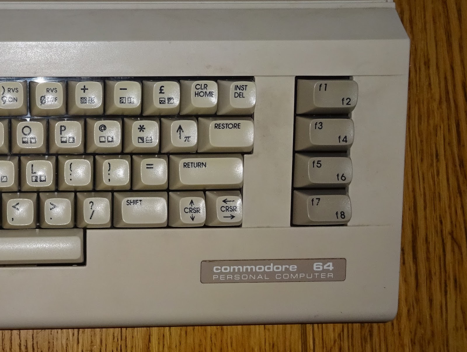 Tynemouth Software: Commodore 64C USB Keyboard Kits