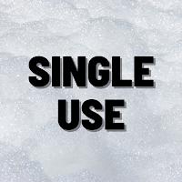 Single use.