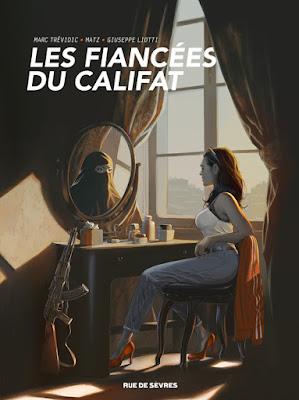 Les fiancées du califat aux éditions Rue de Sèvres