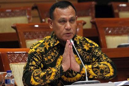 Siang Ini, DPR Sahkan Firli Bahuri Dkk Sebagai Pimpinan KPK Periode 2019-2023