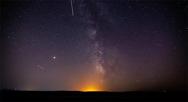 السعودية ، المنطقة العربية، شهب التوأميات، تساقط شهب، الجمعية الفلكية في جدة، حربوشة نيوز