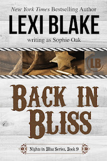 Back in Bliss by Lexi Blake