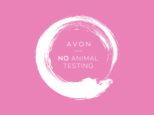 Avon anuncia fim dos testes em animais