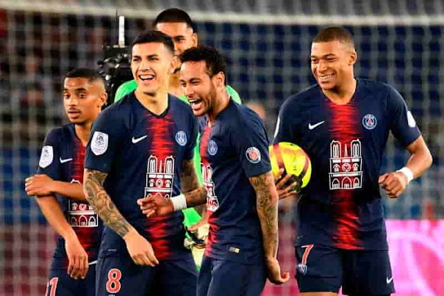 مشاهدة مباراة باريس سان جيرمان وريمس