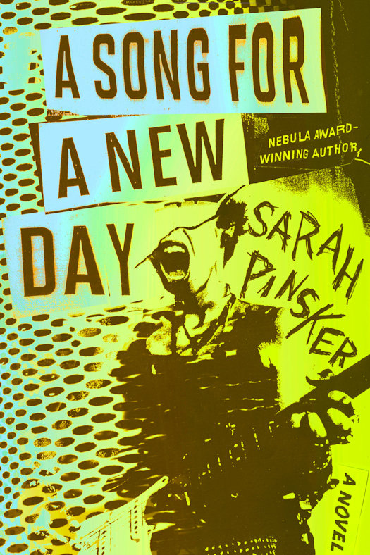 Interview with Sarah Pinsker, author of A Song For A New Day