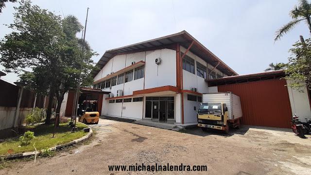 Gudang Di Kawasan Industri Tangerang Bonen Cikupa Balaraja Timur