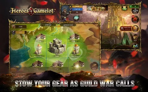 Heroes of Camelot Apk + Data for android