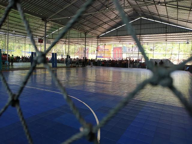 Jadwal Lengkap Pertandingan Futsal Ruben Bahy Cup 1 Babak 16 dan 8 Besar