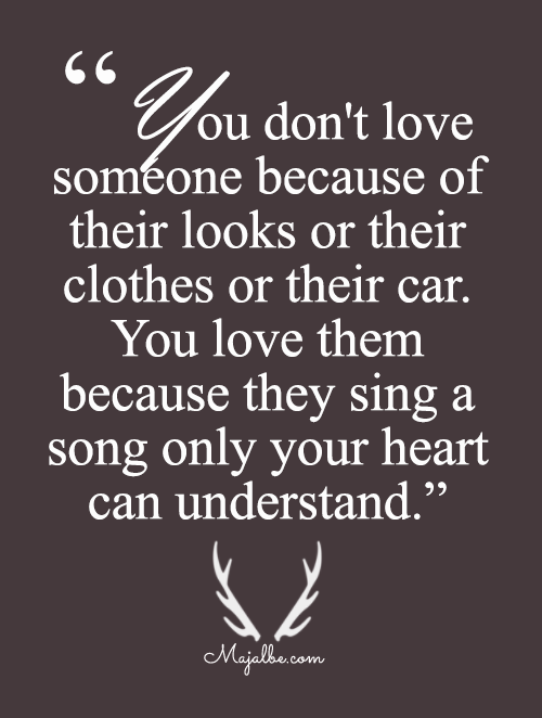 Song Only Your Heart Understand