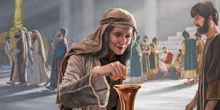 Catholic Daily Reading + Reflection: 23 November 2020 - The Widow's Mit