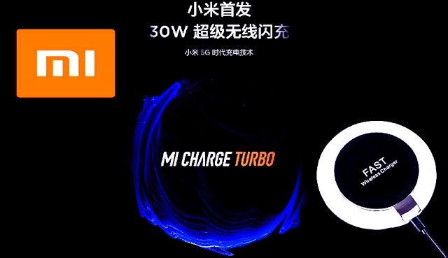 """أعلنت Xiaomi عن تقنية الشحن اللاسلكي القادمة التي يطلق عليها اسم Mi Charge Turbo والتي تعتبر أقوى تقنية شحن اللاسلكي حتى الآن.  والتي تتميز بقدرة الشحن اللاسلكي 30 وات فإن Mi 9 Pro 5G سيكون أول هاتف يميزه.    كما حصلت الشركة على لحظة """"شيء آخر"""" خاصة بها ، حيث تعبت من أنها تعمل حاليًا على نظام شحن لاسلكي 40 واط أيضًا. لم يتم الإعلان عن تفاصيل التسعير لأي من هذه المنتجات أو المواصفات التي سيحتوي عليها الهاتف ، ولكن يجب أن نعرف أكثر قربًا من إطلاق Mi 9 Pro 5G.    كما يدعم Mi 9 Pro 5G الشحن اللاسلكي العكسي ، والذي يقال إنه قادر على شحن جهاز iPhone XS (مراجعة) حتى 20 بالمائة في 30 دقيقة. صورة ، يشاركها Xiaomi ، توضح أيضًا أن الهاتف قادر على شحن الأجهزة الأخرى لاسلكيًا أيضًا ، مثل AirPods من الجيل الثاني من Apple مع حقيبة الشحن اللاسلكي. يقول المنشور أيضًا أن Xiaomi ستطلق مجموعة من الملحقات الجديدة مع Mi 9 Pro 5G ، مثل لوحة الشحن اللاسلكية 30W التي ذكرناها سابقًا ، بالإضافة إلى لوحة لاسلكية ذكية بقوة 20 واط ، والتي تبدو من الصور المحمولة سوف تظهر لك الوقت ومستوى تهمة. قالت Xiaomi أيضًا أن تقنية الشحن اللاسلكي 40W قد دخلت مرحلة الاختبار ، مما يعني أنه بإمكاننا رؤيتها بنهاية العام أو أوائل العام المقبل.    تم نشر ملخص للحدث على موقع التواصل الاجتماعي الصيني ، ويبو ، إلى جانب بعض الصور التي تصور بعض الميزات الجديدة للتكنولوجيا. تدعي شركة Xiaomi أن معيار Mi Charge Turbo الجديد قادر على شحن بطارية بقوة 4000 مللي أمبير في الساعة من صفر إلى 100 في المائة في حوالي 70 دقيقة. يجب أن يكون هذا أسرع من معظم حلول الشحن السريع السلكية بقوة 27 واط و 20 واط في السوق ، وفقًا لاختبارات Xiaomi."""