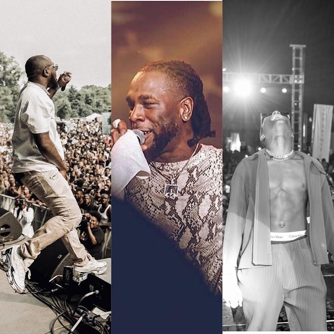 THE BEST NIGERIAN ARTIST WITH GREAT PERFORMANCE ON STAGE.