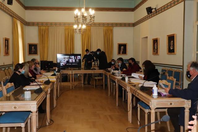 Συνεδριάζει η Οικονομική Επιτροπή της Περιφέρειας Πελοποννήσου (τα θέματα της Αργολίδας)