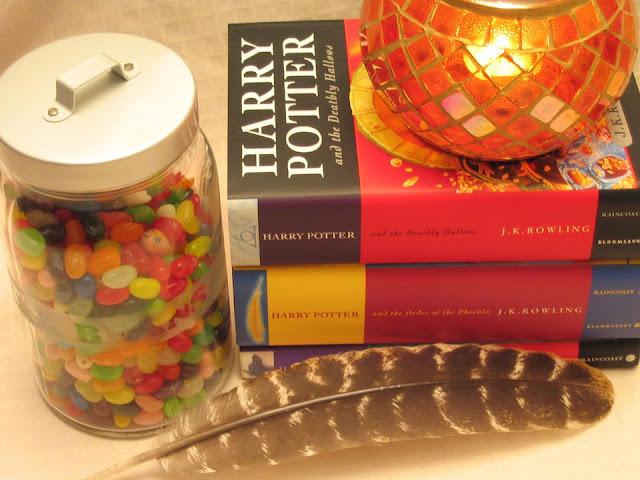 book harry potter buku