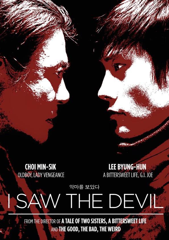 I Saw the Devil, Konflik Dua Orang Gila
