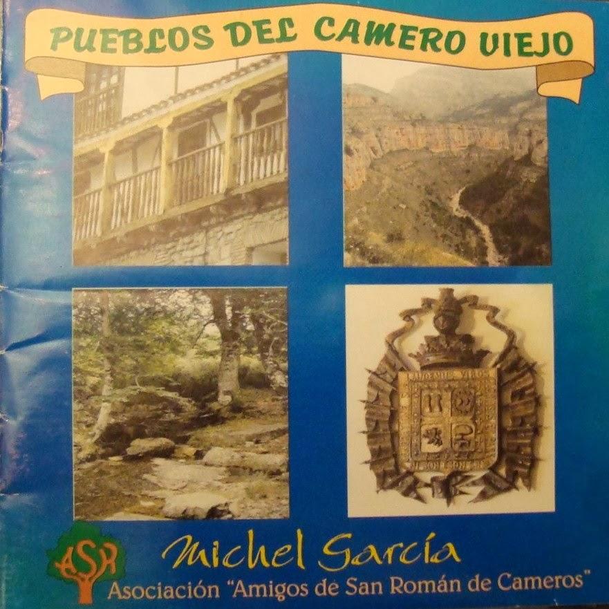 """García, Míchel, """"Pueblos del Camero Viejo"""", (Disco CD)"""