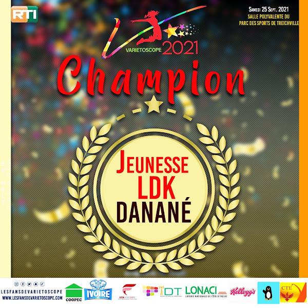 Jeunesse LDK Danane Champion