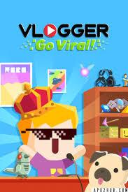 Vlogger Go Viral Tuber Game Mod Apk Terbaru v2.1.3 for Android
