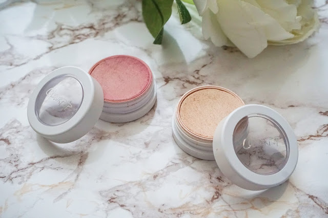 Colourpop - Super Shock Blush in Prenup und Highlighter in Lunch Money