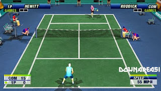 Download Virtua Tennis - World Tour Game PSP For Android - www.pollogames.com