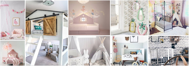 Wonderful Children Bedrooms From Instagram