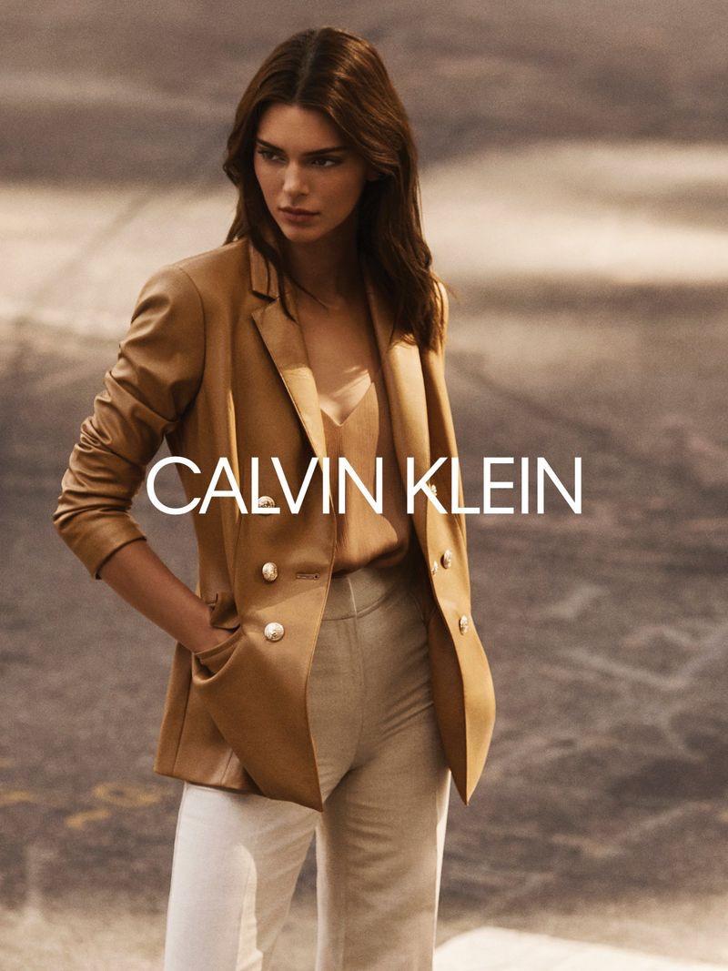 Calvin Klein fall-winter 2020 campaign