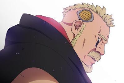 Boro karakter anime boruto