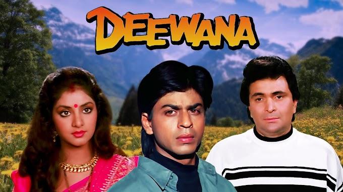 Deewana (1992) Full Movie Download & Watch Online